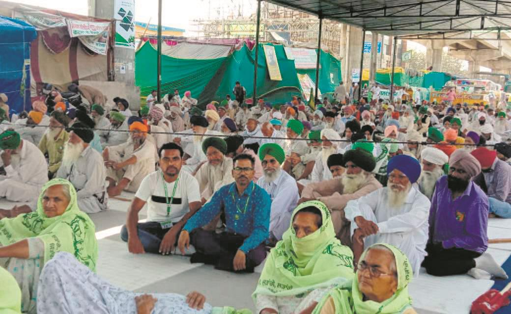 Fissures in Samyukt Kisan Morcha over march to Parliament