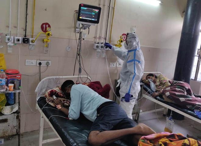 Admn to hospitals: Ensure judicious use of O2, check wastage