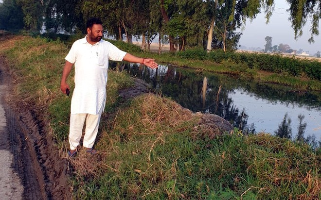 30 years on, farmers still await water for irrigation