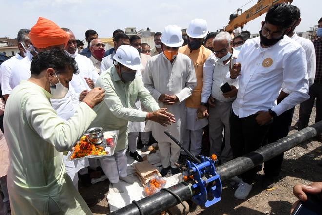 Panchkula set to get piped natural gas