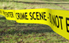 Migrant worker found dead in empty plot