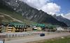Snow-clearing operations at Srinagar-Leh NH in full swing
