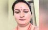 Row over BJP rebel's entry into Cong