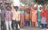Safai sewaks hold protest in Tarn Taran