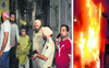 Fire breaks out at house in Namak Mandi in Amritsar