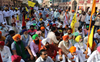 Farmers pay tributes to Jallianwala Bagh martyrs