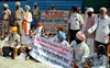 Jallianwala Bagh closed, martyrs' kin stage protest