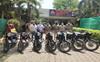 Gang stealing Bullet bikes busted, 3 held in Ludhiana
