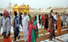 Covid norms go for a toss amid Baisakhi celebrations