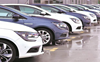 Passenger vehicle retail sales up 28% in March