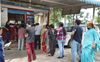 Covid testing centres in Ludhiana see huge rush