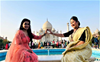 Sasural Simar Ka 2 cast shoots in Agra