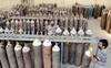Panic as Amritsar's Guru Nanak Dev Hospital switches to buffer stock of oxygen