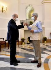 Jaishankar, French minister discuss regional challenges