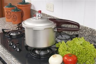 Pressure cooker: Safety is paramount