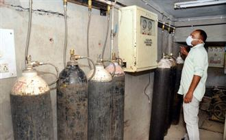 Shortage? Oxygen reserved only for medical facilities now