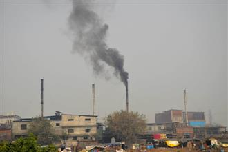 Residents gasp for breath as factories, dyeing units rain ash