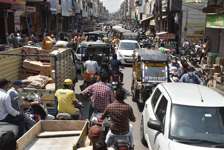 Bathinda reports highest 27 Covid deaths in a day