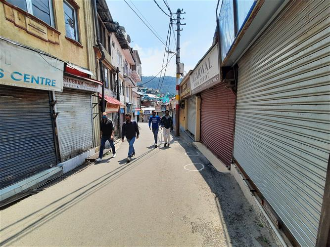 Himachal extends curfew until May 31 despite drop in Covid cases