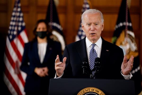 COVID-19: 12 Republican lawmakers urge Biden admin to not support India's proposal at WTO