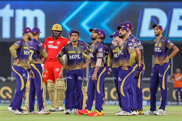 No IPL match today as 2 KKR players test coronavirus positive