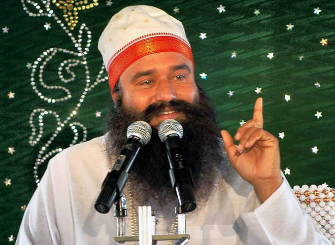 Dera head Gurmeet Ram Rahim complains of dizziness, shifted to Rohtak PGIMS