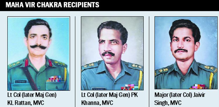 6 Sikh and 5 Sikh troops: Defenders of Poonch, Chhamb