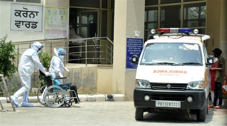 Two of 4 'black fungus' patients die at Patiala's Rajindra hospital