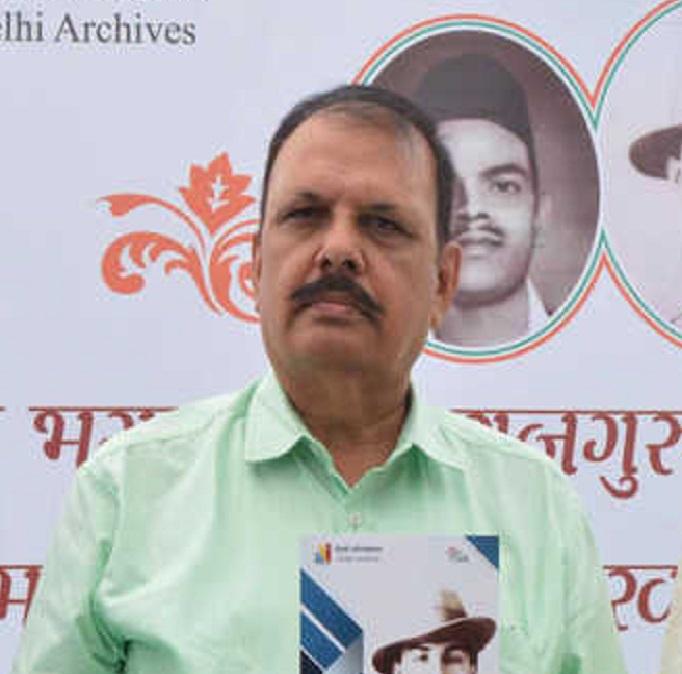 Bhagat Singh's nephew Abhay Sandhu dies of COVID-19