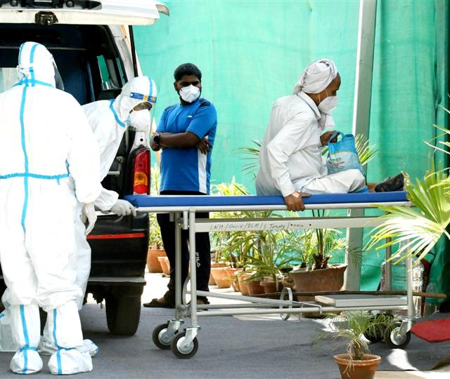 India adds 3.11 lakh daily coronavirus infections