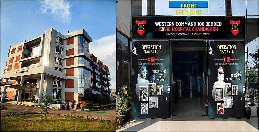With hospitals, medical staff, Western Command steps up assistance for civilians