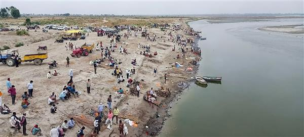 Bodies in Ganga: Bihar promises to remedy situation after Union Jal Shakti Ministry intervenes