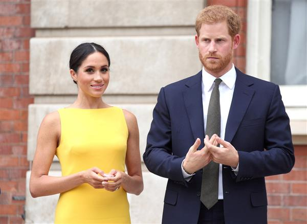 Prince Harry reveals how pregnant Meghan Markle overcame her suicidal impulses