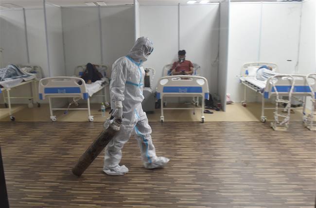 4 Covid patients die 'due to oxygen shortage' in Karnataka