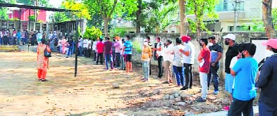 Amid good response from 18+, Patiala district falls short of vaccine