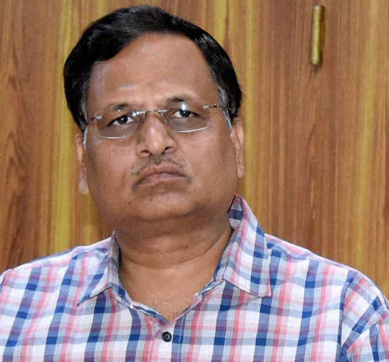 Delhi health minister's father succumbs to COVID-19, CM Kejriwal tweets