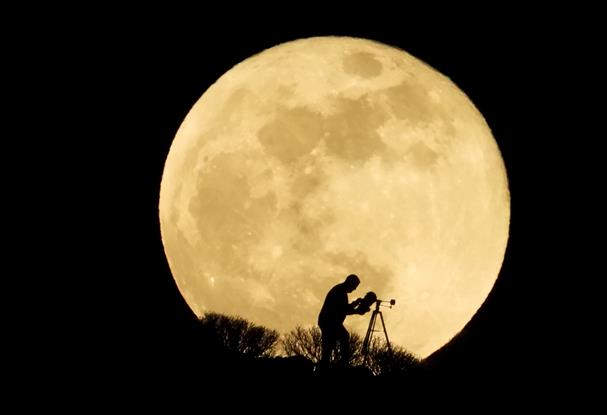International Astronomical Union approves Chinese names to identify areas on Moon