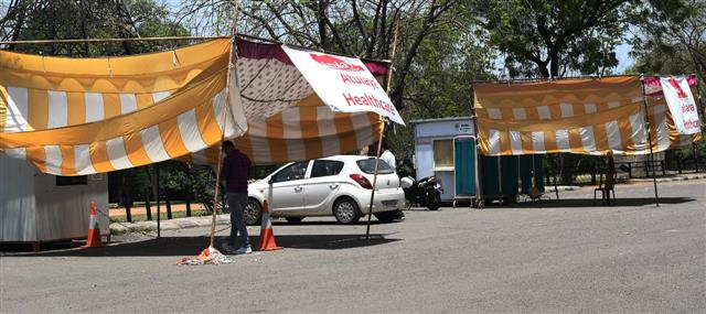 Chandigarh extends curfew restrictions by one week
