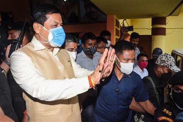 Assam: BJP's Himanta Biswa Sarma wins by over 1 lakh votes