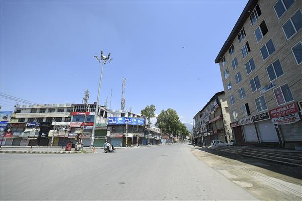 Srinagar placed in red zone as revised guidelines on COVID containment issued in J-K