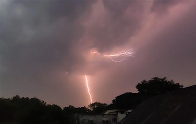 Light rain lashes Chandigarh, Panchkula; heavy thundershowers forecast