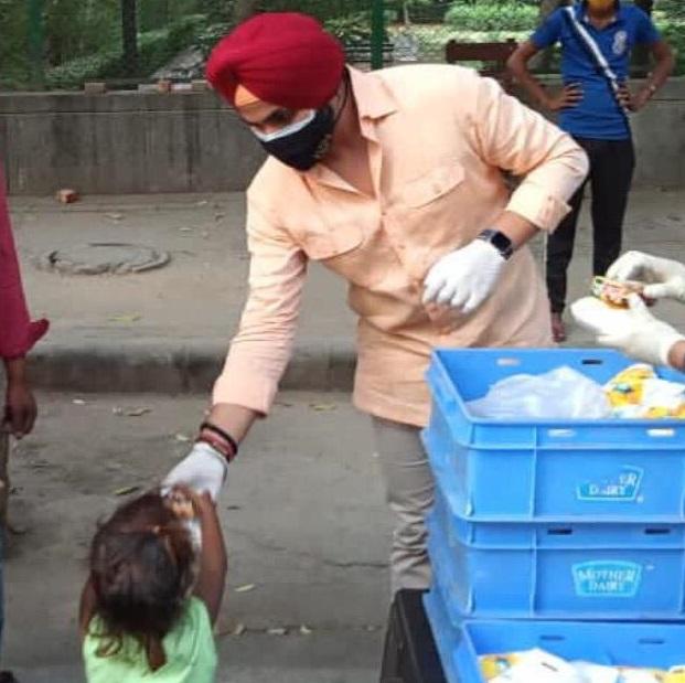 Social Worker Harpreet Singh: A Shining Light Of Hope In Absolute Darkness
