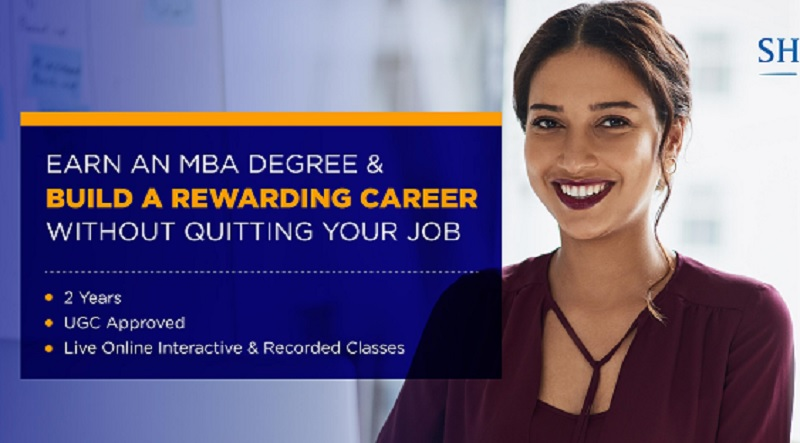 Online MBA course