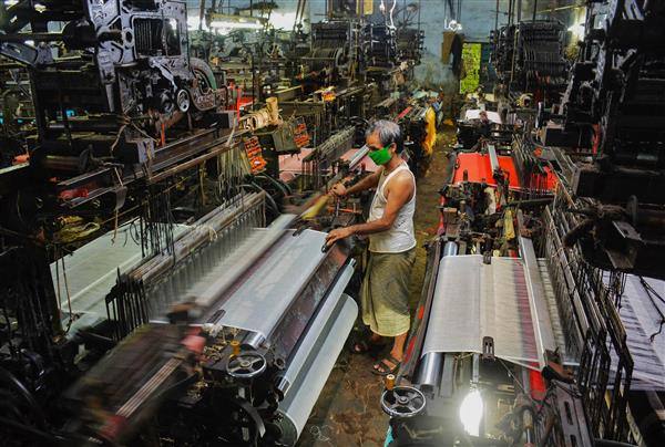 Factory orders, production rise at slowest rates in 8 months in April in India: PMI