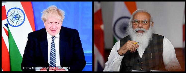 India, UK unveil 10 year roadmap; to elevate bilateral ties to 'Strategic Comprehensive Partnership'