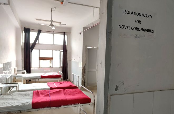 Veterinary surgeons deployed in isolation wards in Haryana villages for Covid patients