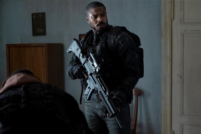 Action, sans thrill is how Michael B. Jordan-starrer Without Remorse can be described