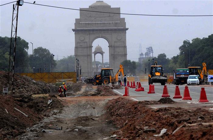Plea against Central Vista construction another attempt to stall project: Centre to HC