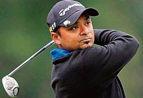 Solid start by Rahil Gangjee, lies fourth in Japan