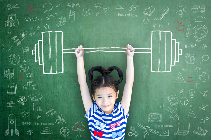 How schools can help kids in developing a positive outlook towards life